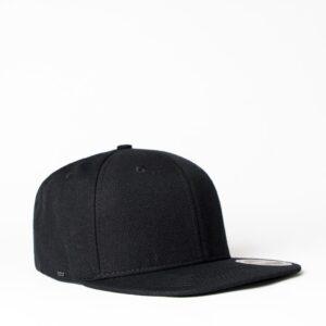 U15606 Uflex 6 Panel Flat Peak Snapback - Baseball Cap