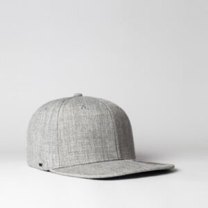 KU15606 Youth Uflex Snapback Flat Peak Cap - Headgear