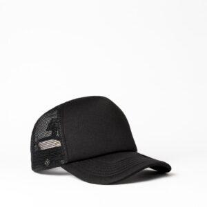 KU15502 Youth Uflex Curved Peak Trucker Cap - Women's Hat