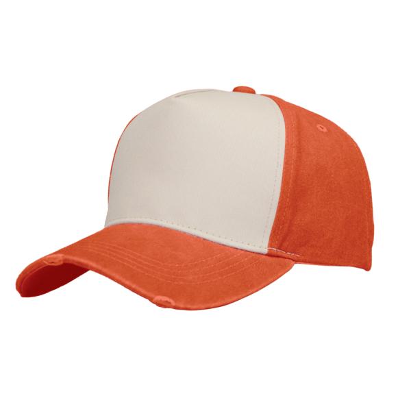 TwentyFour Store Disstressed-005 orange side