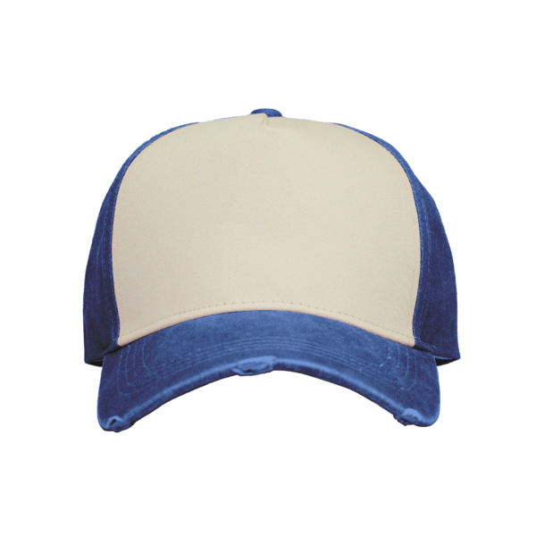 TwentyFour Store Disstressed-005 blue front