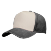 Pigment Washed 5 Panel - F21500 - grey