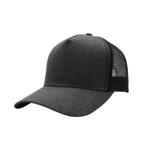 TwentyFour Store F21501-5 Panel Charcoal Cap