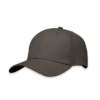 Ripstop 6 panel - S21600 - charcoal
