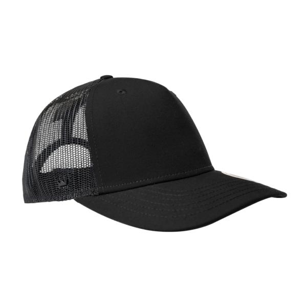 TwentyFour Store Uflex Cap Black Black